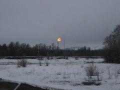 Orenburg Oil Rig, photo by Alexey Sidorenko