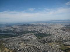 San Francisco sprawl. Photo by Phil Whitehouse