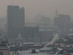 Air pollution in Ulaanbatar