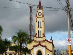 Iglesia catedral de Iquitos
