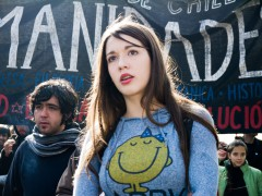 Education Protests in Chile