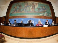Human Rights Council's Press Briefing with 2012 Internet Freedom Fellow with Ambassador Eileen Chamberlain Donahoe
