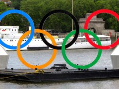 Olympic Rings in London / flickr user duncan c / CC-BY-NC-3.0