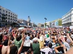 Indignados Spain Protest
