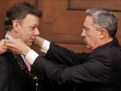 Presidente y ex presidente