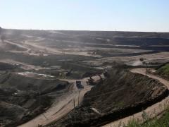 Coal mine near Hailar, Mongolia