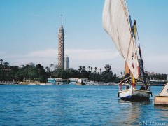 Cairo, Egyp. Uploaded by neiljs on Flickr under a CC BY 2.0 license