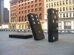 Dominoes in Philadelphia