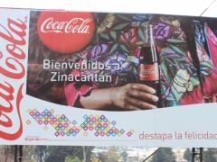 Coca-Cola Ad in Mayan Communities, Mexico