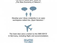 Global Economic Symposium Open Solution