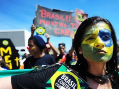 IV Marcha Brasil Contra a Corrupção.