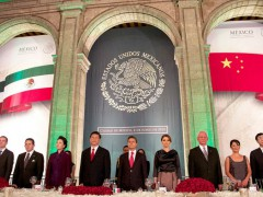 Mexico-China Official Meeting