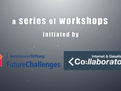 Globalization & Internet: Information, People, Goods Kick-Off Workshop