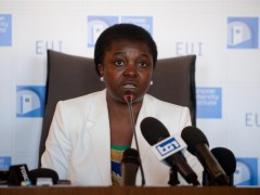 Cécile Kyenge - Italian minister for integration