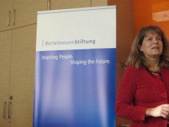 Bertelsmann Stiftung at the GES 2013