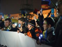 Revolution in Ukraine