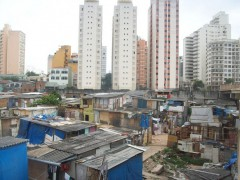 The Inequality Time Bomb. It's not only ticking in slums like this one.